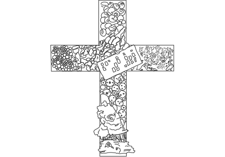 lebendiges Kreuz